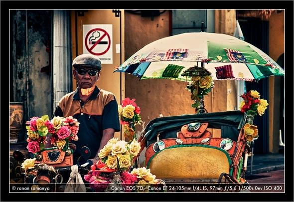 Malacca rickshaw